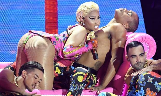 Nicki Minaj se produit en Arabie saoudite et suscite des réactions négatives