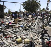 Au moins 53 africains sont morts lors des bombardements d'un camp des migrants