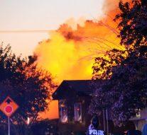 Un puissant séisme frappe encore la Californie, provoquant des incendies, faisant plusieurs victimes…
