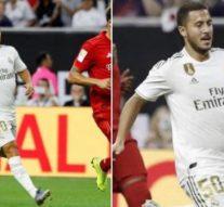 Le Real Madrid a dépensé 113 millions de dollars pour Eden Hazard, et Eden Hazard est devenu gros