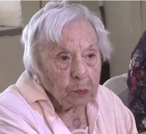 Une femme de 107 ans dit que le secret de la longévité est de ne se jamais marier