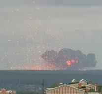 2 personnes décédées lors d'un explosion d'un moteur-fusée à ergols liquides dans site d'essai de missiles balistiques en Russie