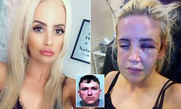Deux ans de prison pour un homme qui a tabassé son ex-petite amie dans la rue devant leur jeune fille