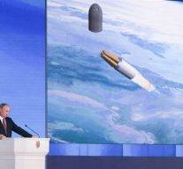Le mystère sur la «super-arme» russe s'intensifie alors que l'ordre d'évacuer un village proche de l'explosion d'un missile nucléaire secret est inversé