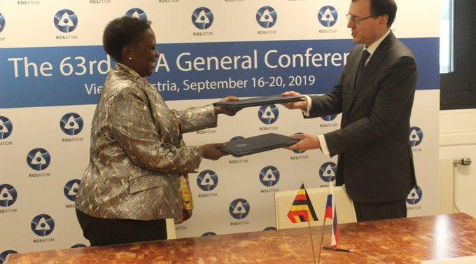 La Russie accepte de développer l'énergie nucléaire en Ouganda