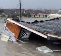 L'ouragan Dorian a dévasté les Bahamas, l'aéroport inondé. Des morts et des blessés!