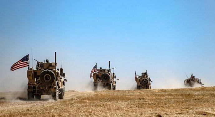 L'armée Turque bombarde les forces spéciales américaines en Syrie