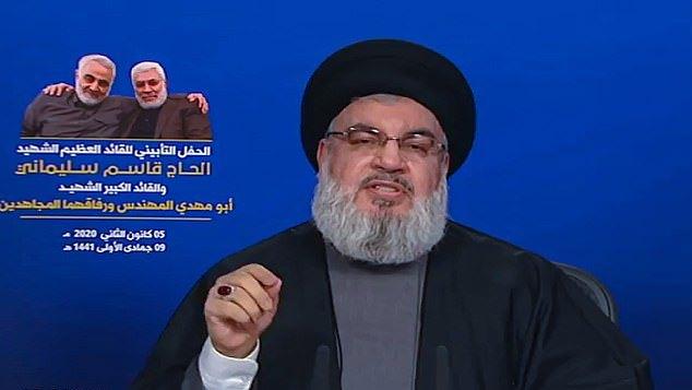Le Hezbollah menace de transformer les bases aériennes américaines en «décombres»
