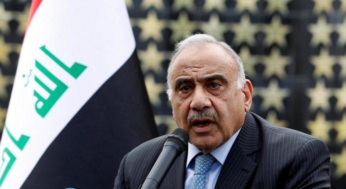 L'Irak exige le retrait des troupes militaires américaines sur le sol irakien
