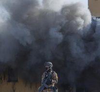 Trois roquettes  tirées sur l'ambassade des États-Unis à Bagdad, plusieurs morts