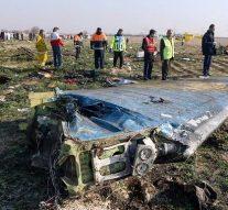 L'Ukraine exige que l'Iran punisse les coupables pour le bombardement d'un avion de ligne ukrainien et indemnise les victimes