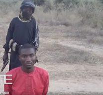 Un jeune garçon exécute un prisonnier chrétien nigérian dans une vidéo horrible de l'Etat islamique