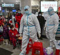 Le coronavirus a tué six agents de santé et infecté 1 700 personnels médicaux en Chine