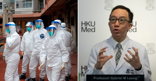 Le coronavirus pourrait tuer 45 millions de personnes et infecter 60% de la population mondiale