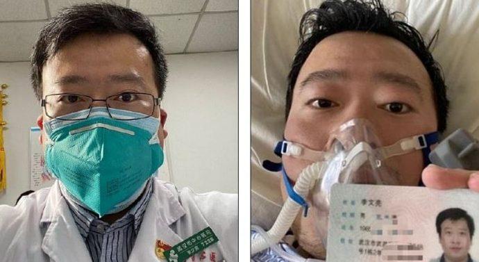 Le médecin chinois qui avait sonné l'alarme sur le coronavirus est mort de la maladie