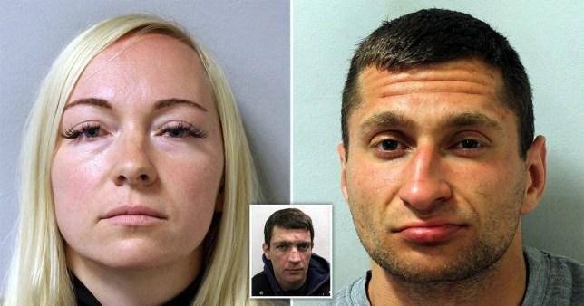 Une femme qui a organisé un combat à mort entre son mari et son amant pour pouvoir rester avec le gagnant est condamnée à la prison à vie