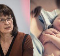 Le coronavirus ne se transmet pas de mère au bébé, selon un expert