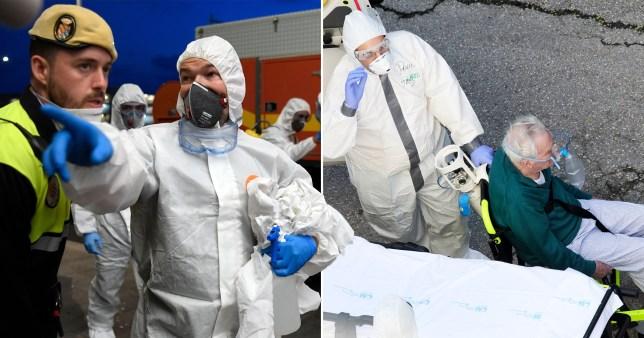 Coronavirus: l'Espagne dépasse la Chine et devient la deuxième nation avec le plus des morts