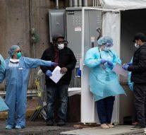 New York City:  1664 nouveaux cas de coronavirus en une seule journée