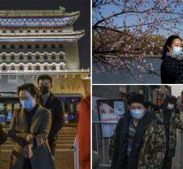 Le coronavirus presque vaincu en Chine, le pays met fin au verrouillage et  laisse les gens circuler librement