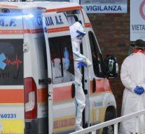 Italie: 793 personnes sont mortes du coronavirus la même journée