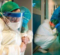 Les médecins qui luttent contre le coronavirus en Italie sont «au bout de leurs forces»