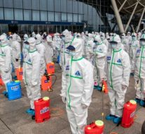 Cette Vidéo montre comment la Chine a exterminé le coronavirus à Wuhan