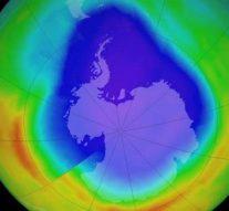 Le plus grand trou d'ozone jamais enregistré est maintenant fermé