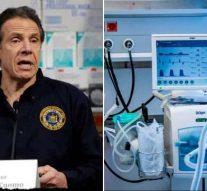 La Chine fait don de 1 000 ventilateurs pour aider New York, victime d'un coronavirus
