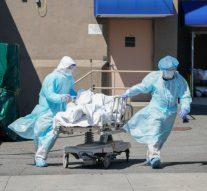 Plus de 25 000 morts et 600 000 atteints de coronavirus aux USA