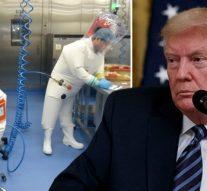 Trump affirme avoir vu des preuves que le coronavirus provenait du laboratoire de Wuhan