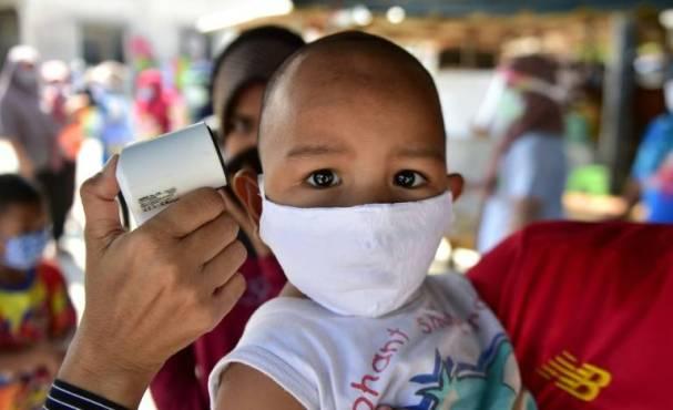 Les masques sont trop dangereux pour les enfants de moins de 2 ans, selon des experts médicaux