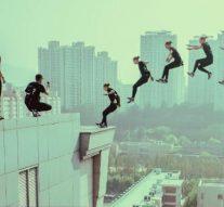 L'équipe de parkour extrême dont les sauts défiant la mort ont attiré l'attention d'Hollywood