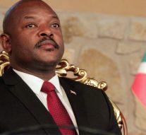 Le président burundais Pierre Nkurunziza décède à 55 ans