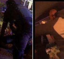 Une vidéo montrant 2 policiers du Québec tirant un homme noir de sa voiture par les cheveux et le frappant à la tête est devenue virale