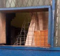 Des voleurs s'introduisent dans un commissariat de police à Accra